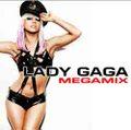 LADY GAGA / MEGAMIX 2010