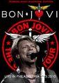 BON JOVI / LIVE IN PHILADELPHIA 3-23-2010 DVD VERSION 2