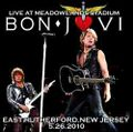 BON JOVI / LIVE IN NEW JERSEY 5-26-2010