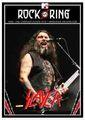 SLAYER / ROCK AM RING 6-5-2010