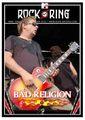 BAD RELIGION / ROCK AM RING 6-6-2010