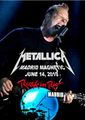METALLICA / ROCK IN RIO MADRID 6-14-2010