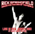 RICK SPRINGFIELD / LIVE IN NEW JERSEY 1-27-2013