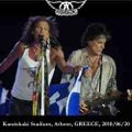 AEROSMITH / LIVE IN ANTHENS,GREECE 6-20-2010