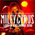 ★プレゼント★MILEY CYRUS / LIVE IN HOLLYWOOD 2010