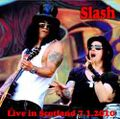 SLASH / LIVE IN SCOTLAND 7-1-2010