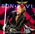 BON JOVI / LIVE IN ATLANTA 4-15-2010
