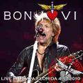 BON JOVI / LIVE IN TAMPA  4-17-2010