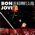 BON JOVI / LIVE IN LINZ,GERMANY 5-15-2006