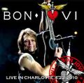 BON JOVI / LIVE IN CHARLOTTE 4-22-2010