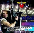 BON JOVI / LIVE AT O2 ARENA,LONDON 6-11-2010 DAY4