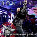 BON JOVI / LIVE IN NETHERLANDS 6-5-2010