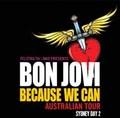 BON JOVI / LIVE IN SYDNEY,AUSTALIA 12-15-2013