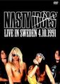 NASTY IDOLS / LIVE IN SWEDEN 4-10-1991
