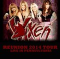 VIXEN / LIVE IN PENNSYLVANIA 8-15-2014