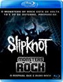 SLIPKNOT / MONSTERS OF ROCK BRAZIL 9/19/2013 BLU-RAY EDITION