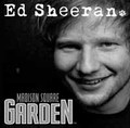 ED SHEERAN / LIVE IN NEW YORK 11-1-2013