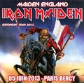 IRON MAIDEN / LIVE IN PARS,FRANCE 6-5-2013