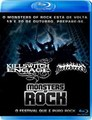 KILLSWITCH ENGAGE & HATEBREED / MONSTERS OF ROCK BRAZIL 10/19/2013 BLU-RAY EDITION