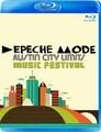 DEPECHE MODE / AUSTIN CITY LIMITS FESTIVAL 2013 BLU-RAY EDITION