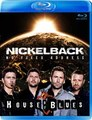 NICKELBACK / LIVE AT HOUS OF BLUES HOLLYWOOD 11-5-2014 BLURAY EDITION