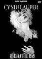 CYNDI LAUPER / LIVE IN CHILE 11-10-1989 UPGRADE EDITION