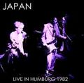 JAPAN / LIVE IN HUMBURG,GERMANY 10-3-1982
