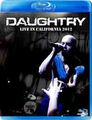DAUGHTRY / LIVE IN CALIFORNIA 12-11-2012 BLU-RAY EDITION