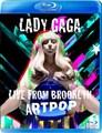 LADY GAGA / LIVE IN BROOKLYN,NEW YORK 2013 BLU-RAY EDITION