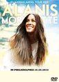 ALANIS MORISSETTE / LIVE IN PHILADELPHIA 10-20-2012