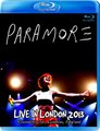 PARAMORE / LIVE IN LONDON 9-4-2013 BLU-RAY EDITION