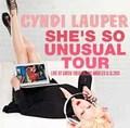 CYNDI LAUPER / STILL SO UNUSUAL TOUR IN LOS ANGELES  6/13/2013