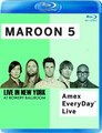 MAROON 5 / LIVE IN NEW YORK 6-20-2014 BLU-RAY EDITION