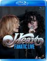 HEART / LIVE IN ONTARIO,CANADA 7-28-2012 BLU-RAY EDITION