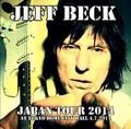 JEFF BECK / LIVE IN TOKYO,JAPAN 4-7-2014