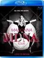 MADONNA / MDNA TOUR IN MIAMI  2012 BLU-RAY EDITION