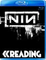 NINE INCH NAILS / LIVE AT READING FESTIVAL 8-25-2013 BLU-RAY EDITION