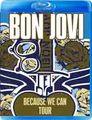 BON JOVI / BECAUSE WE CAN TOUR 2013 BLU-RAY EDITION