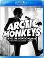 ARCTIC MONKEYS / LIVE IN LONDON 9/9/2013 BLU-RAY EDITION