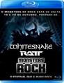 WHITESNAKE & RATT / MONSTERS OF ROCK BRAZIL 9/20/2013 BLU-RAY EDITION