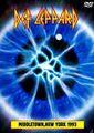 DEF LEPPARD / LIVE IN ORANGE COUNTY,NY 7-30-1993 ORIGINAL MASTER EDITION