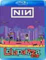 NINE INCH NAILS / LIVE AT LOLLAPALOOZA BRAZIL 4-5-2014 BLU-RAY EDITION