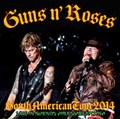 GUNS N' ROSES / LIVE IN ARGENTINA 4-6-2014