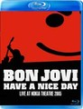 BON JOVI / LIVE IN NEW YORK 2005 BLU-RAY EDITION