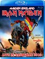 IRON MAIDEN / LIVE IN NASHVILLE 9-5-2013 BLU-RAY EDITION