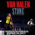 VAN HALEN / LIVE IN AUSTRALIA 4-20-2013