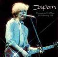 JAPAN / LIVE IN LONDON 2-7-1981