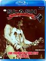 SLASH / LIVE FROM NEW YORK CITY 5-23-2012 BLU-RAY EDITION