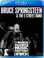 BRUCE SPRINGSTEEN / LIVE AT MARCH MADENESS FESTIVALE 4-6-2014 BLU-RAY EDITION