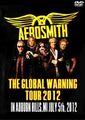 AEROSMITH / LIVE IN AUBURN HILLS,MI 7-5-2012 DVD